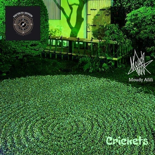 "Moudy Afifi is back on Disclosed Records with the new single ""Crickets"""