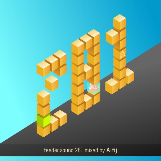 feeder sound 281 mixed by Alfij 01