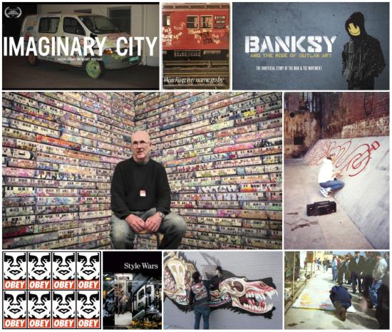 Descoperă 16 fragmente esențiale din istoria graffiti / street art / art (1976 - 2020)
