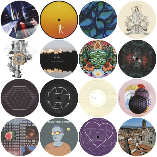 LIST 20 recent releases on wax, produced by local and international artists