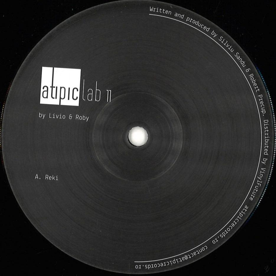 Livio & Roby - Atipic Lab 011 [AtipicLab]