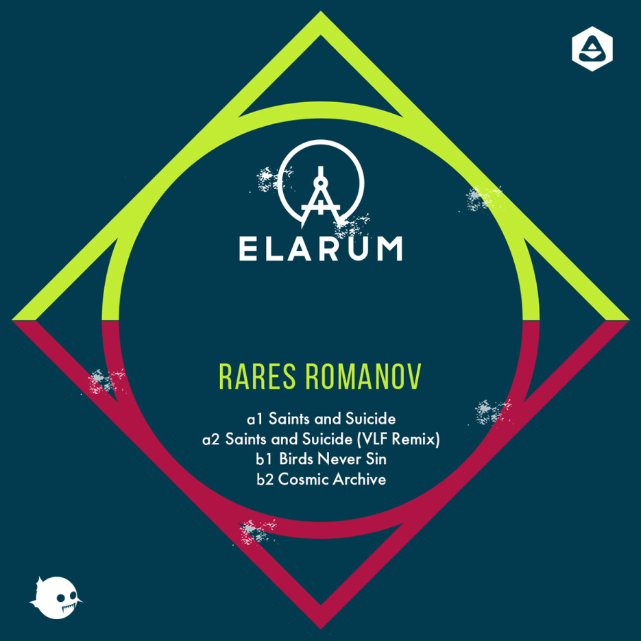 Rares Romanov - Saints and Suicide [Elarum] 01