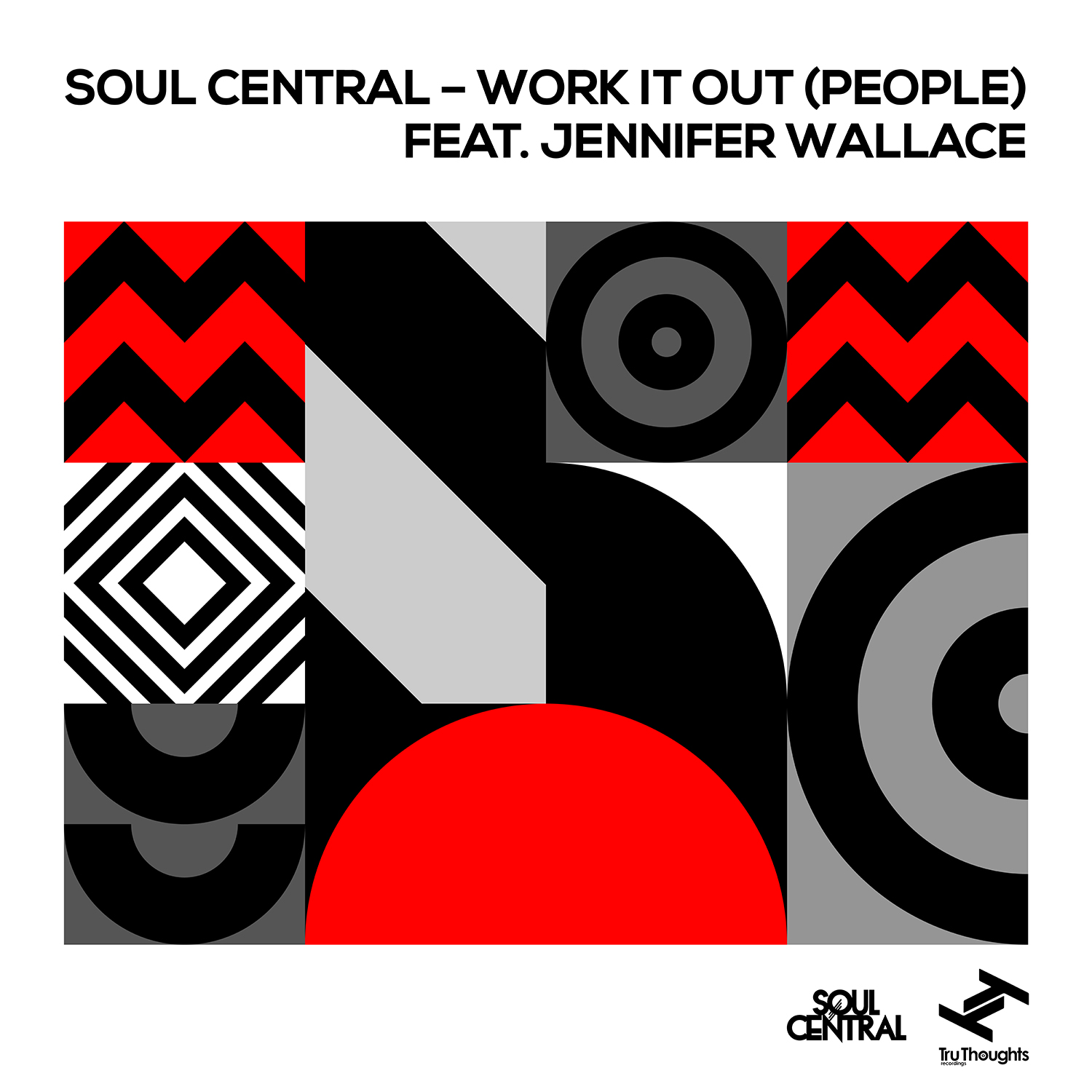 SOUL CENTRAL FT. JENNIFER WALLACE – 'WORK IT OUT (PEOPLE)'