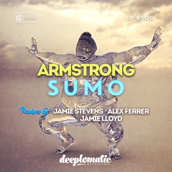 Tokyo-based artist Armstrong delivers a brand new EP on Deeplomatic Recordings