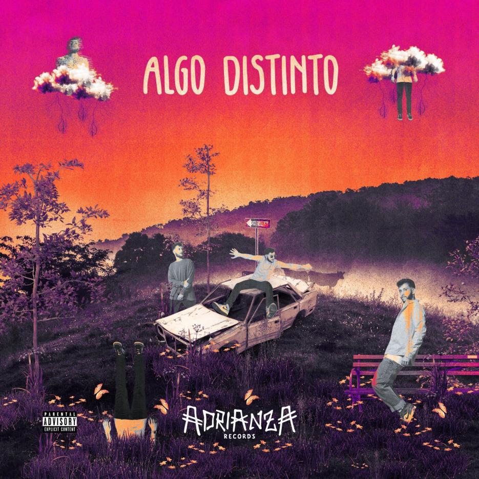 ADRIANZA Releases Debut Album Titled 'Algo Distinto'