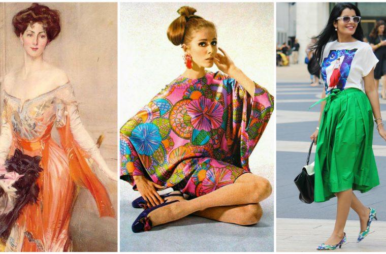 Moda europeană: de la Belle Époque la secolul XXI