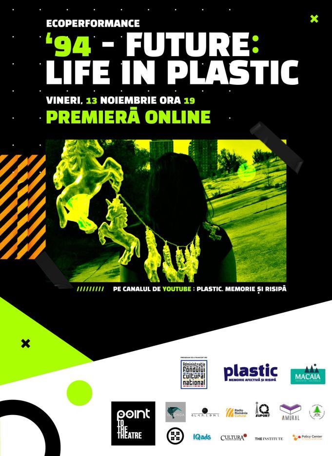 '94 - future: life in Plastic