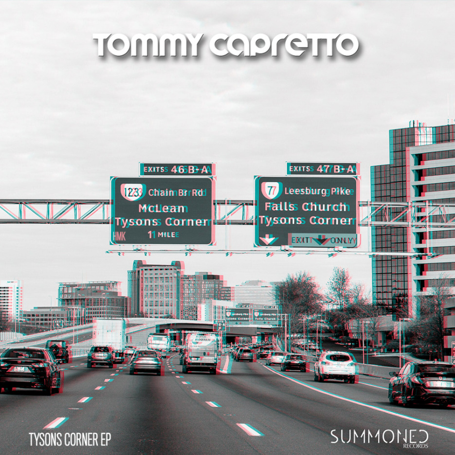 Tommy Capretto – Breath [Summoned Records]