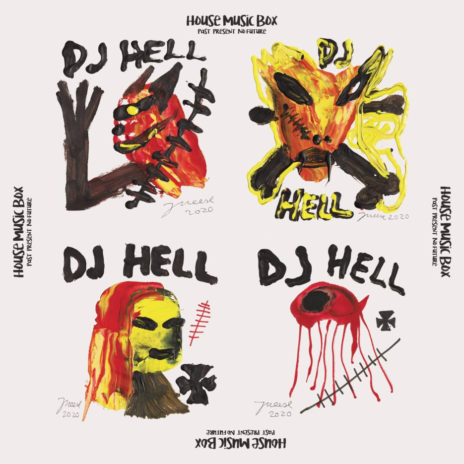 DJ Hell - House Music Box (Past, Present, No Future)