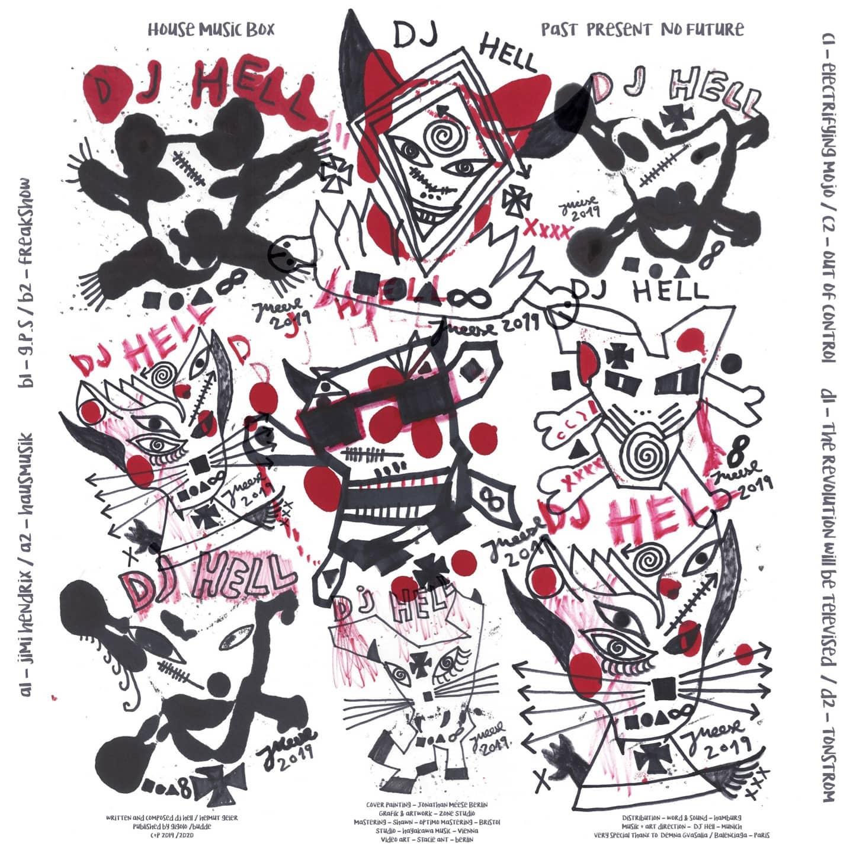 DJ Hell - House Music Box (Past, Present, No Future)
