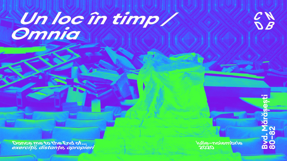 Making of: Un loc în timp/ Omnia - de Jan Burkhardt și Sigal Zouk