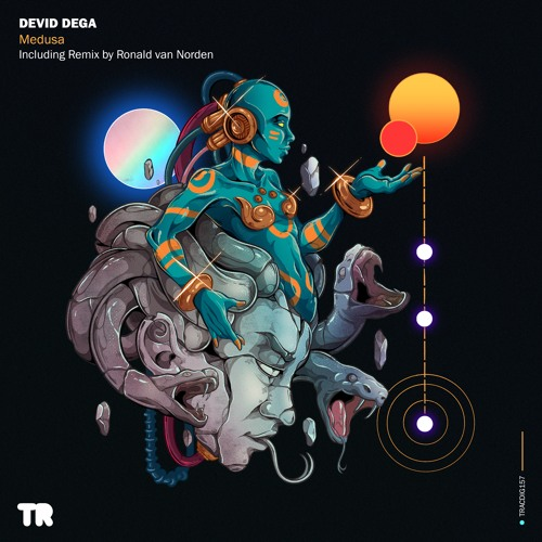 Devid Dega debuts on Tracer Records with 'Medusa'