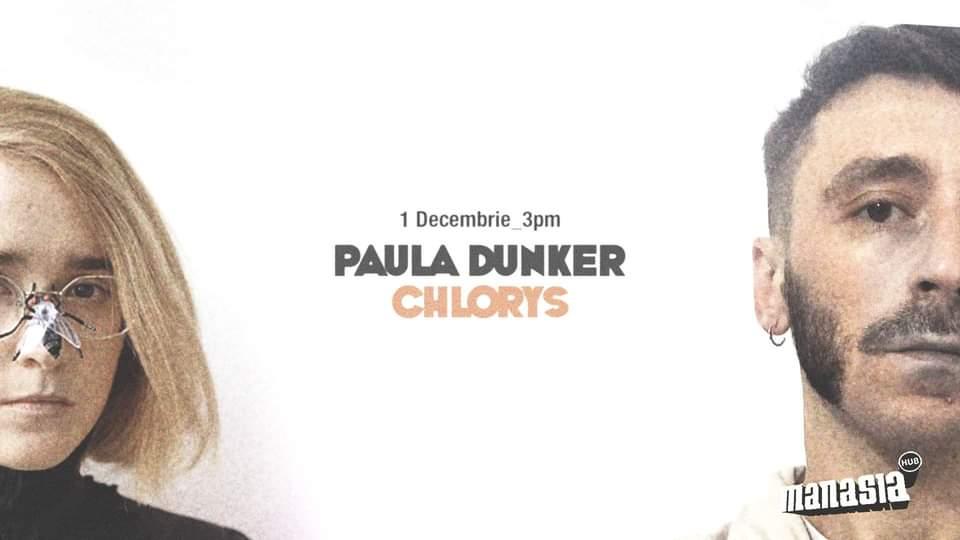 Paula Dunker & Chlorys at Manasia Hub
