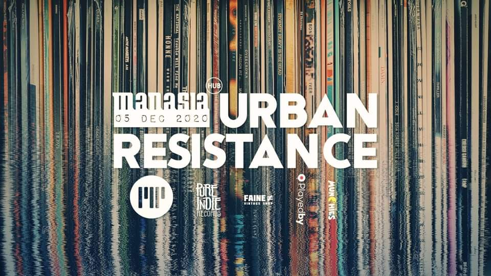 Urban Resistance by Manasia
