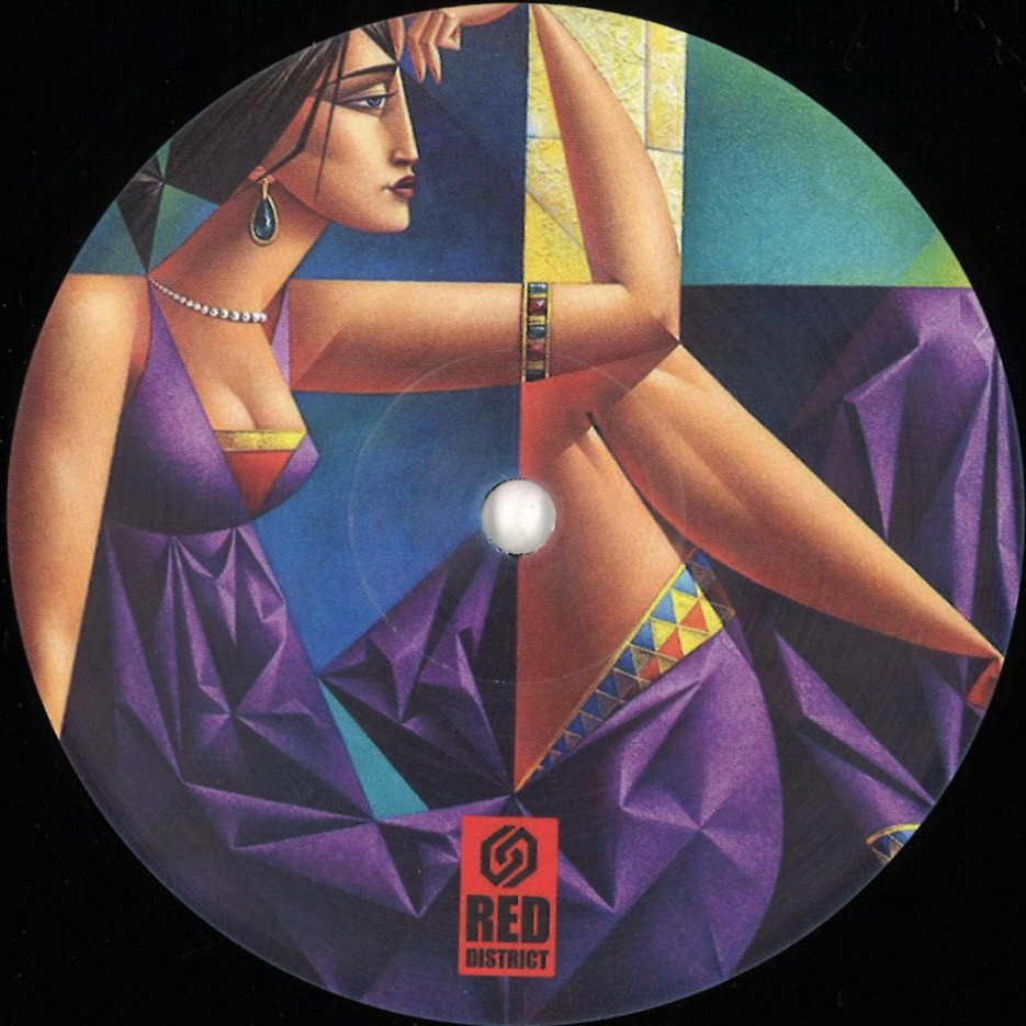 Various - RDL002 [Red District]