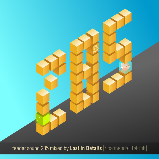 feeder sound 285 mixed by Lost in Details 01