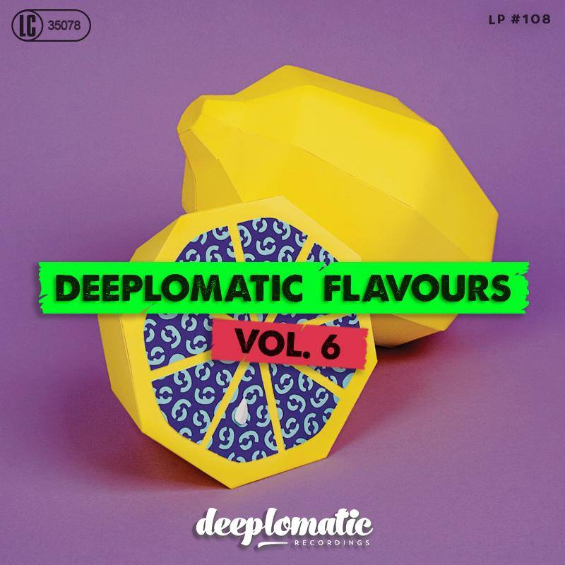 Deeplomatic Recordings releases Deeplomatic Flavours, Vol.6