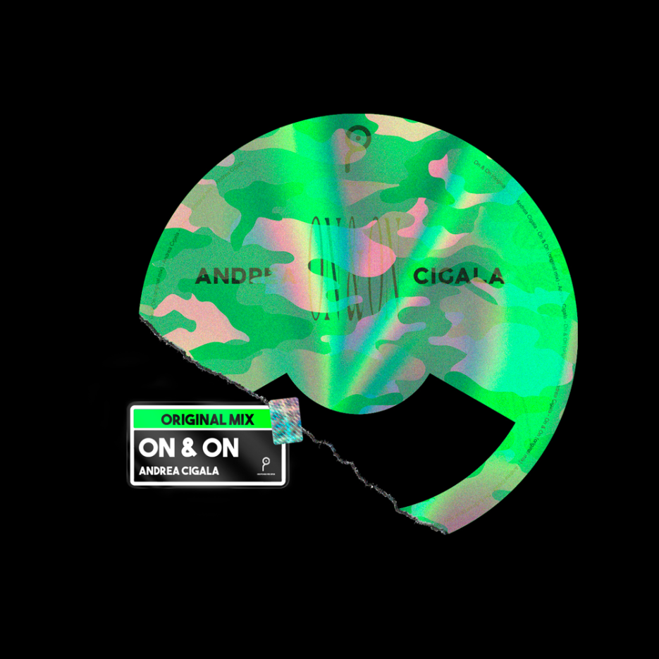 """Ogopogo Records is back to present Andrea Cigala, who debuts with his new single """"On & On"""""""