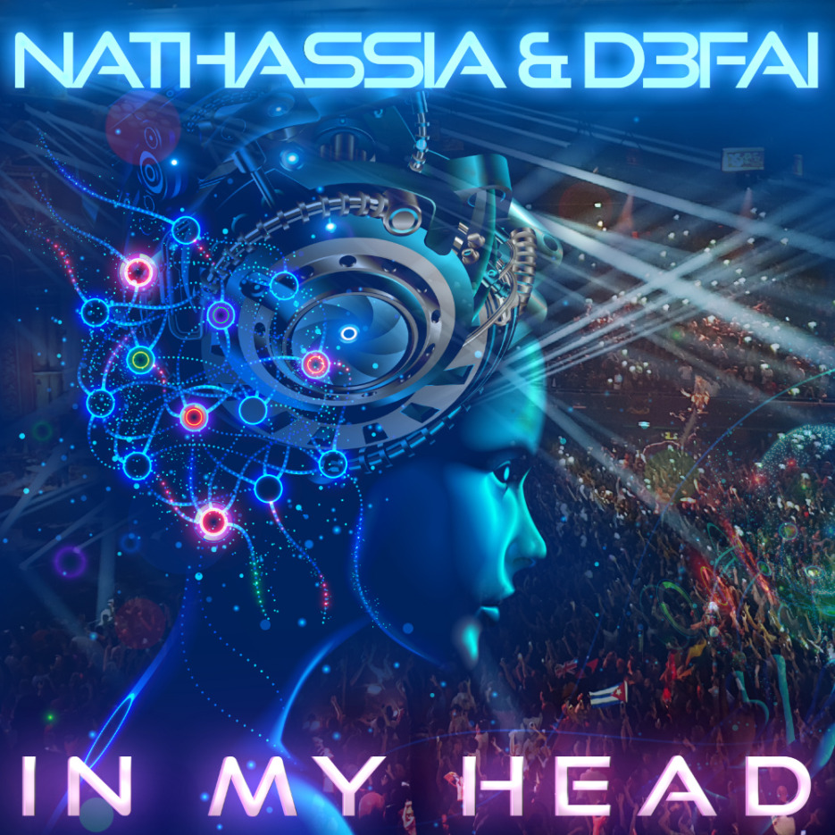 D3FAI & Nathassia - In My Head (Big Room Remix)