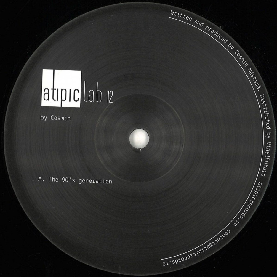 Cosmjn - Atipic Lab 012 [AtipicLab]