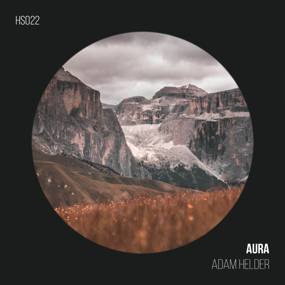 "Adam Helder is back with a new Melodic Techno single titled ""Aura"""