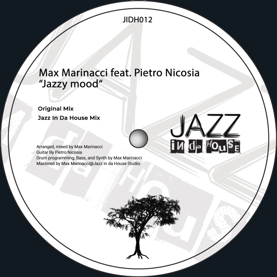 Max Marinacci & Pietro Nicosia - 'Jazzy Mood'