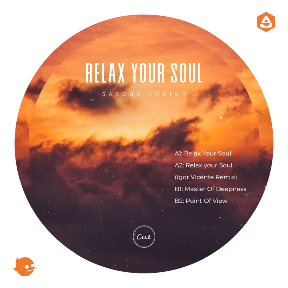 Sascha Sonido - Relax Your Soul [CUE Music] 01