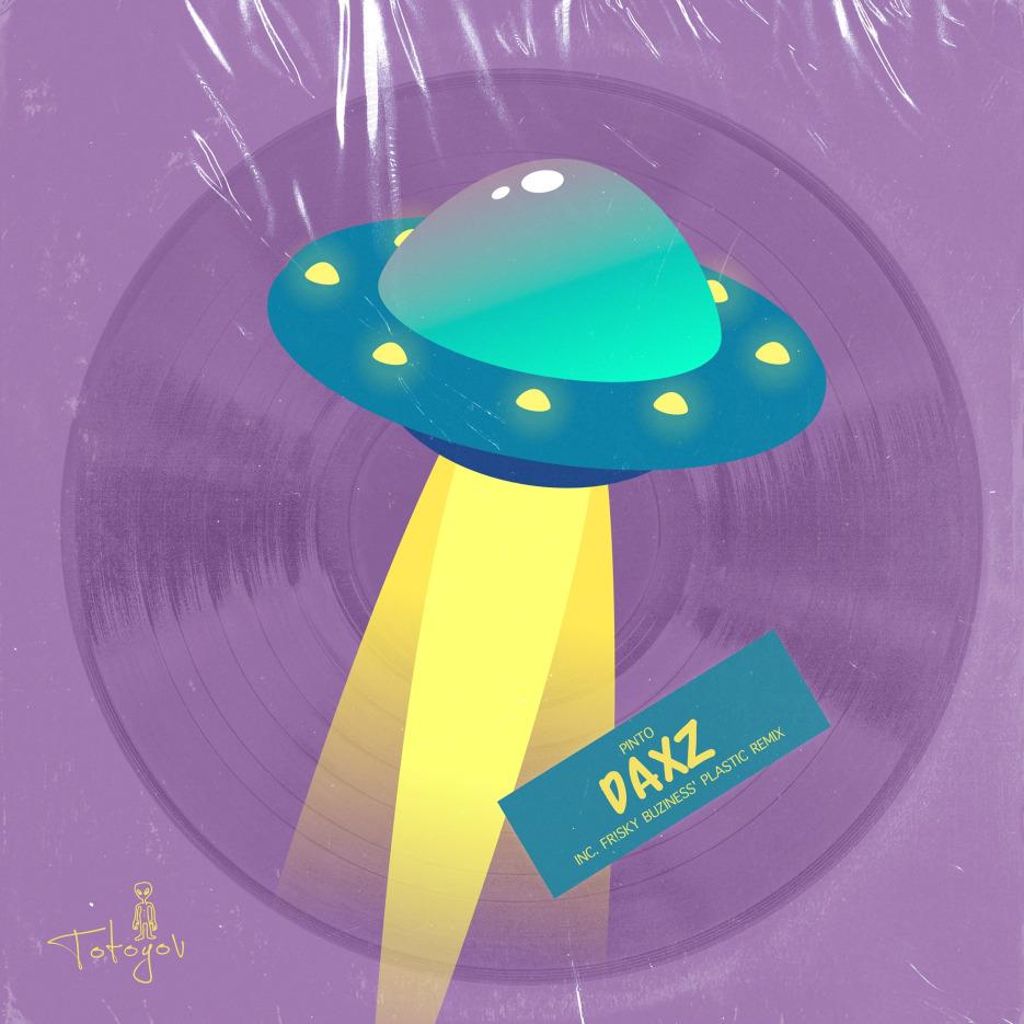 Totoyov - Pinto - Daxz EP-11a23160