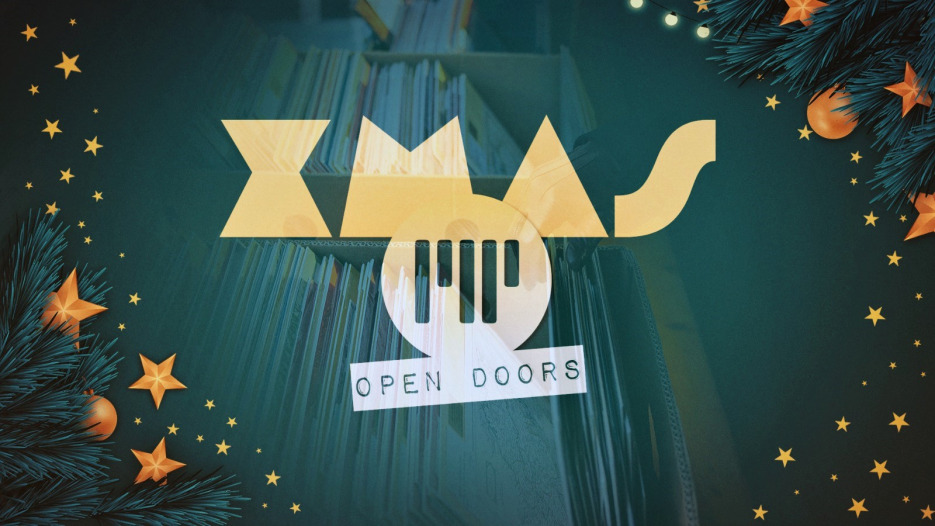 XMAS Open Doors @ MadPiano Record Shop