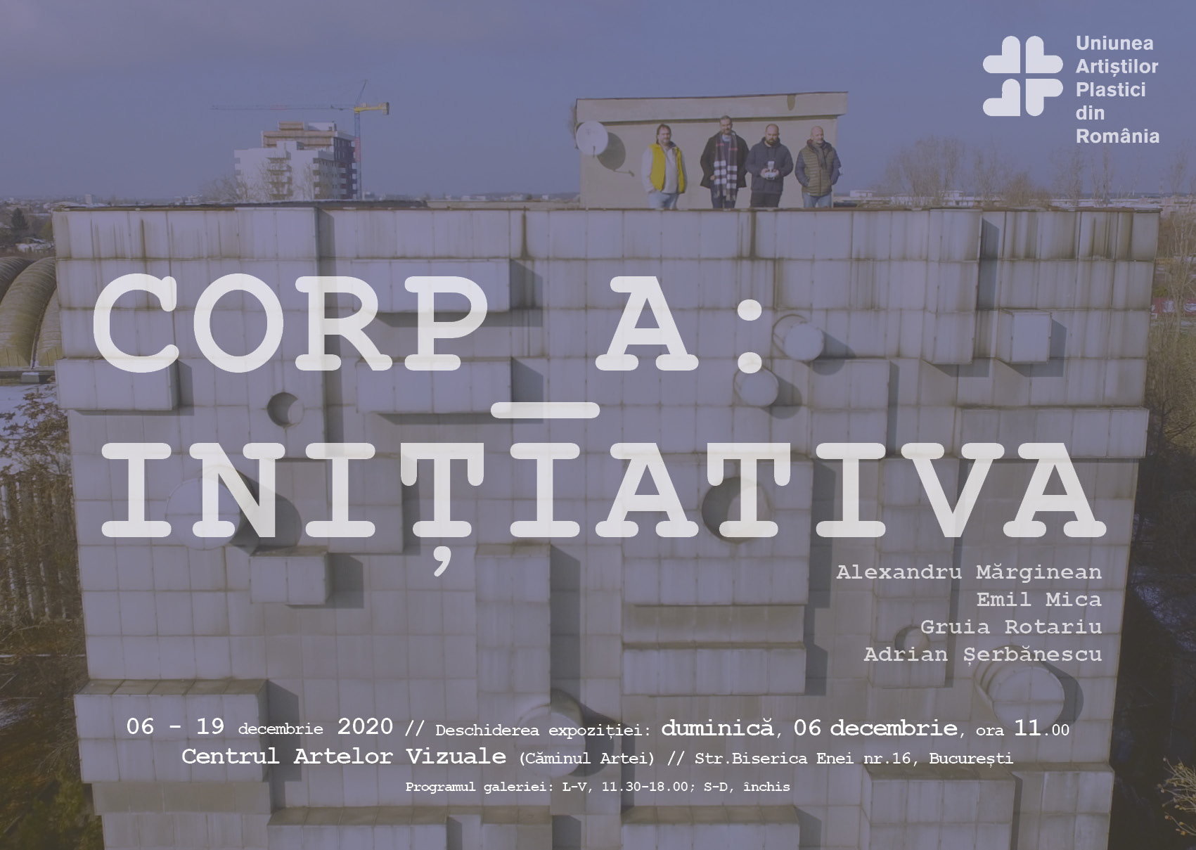 Corp_A: inițiativa