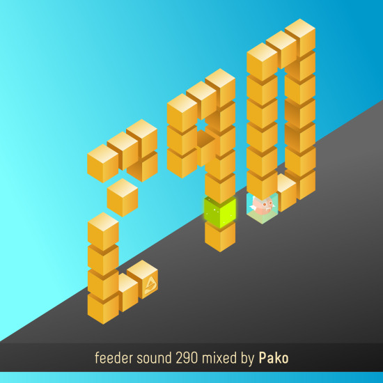 feeder sound 290 mixed by Pako 01