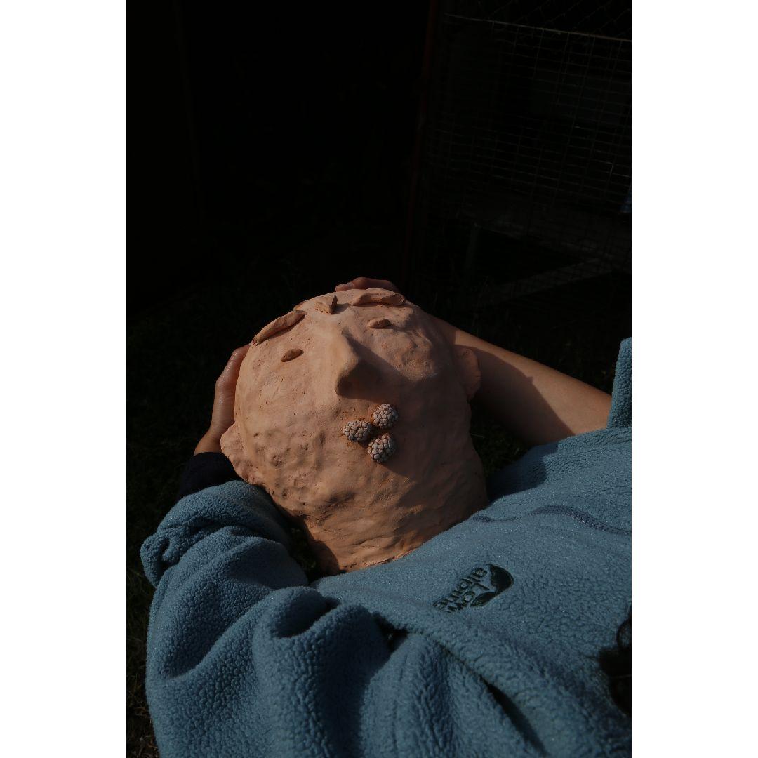 1. Heads of My Heads work by Ema Cristescu