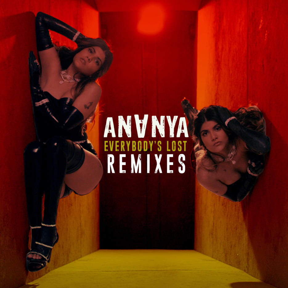 Ananya - Everybody's Lost  Remixes [Hustling Hearts Media]-702c9dc0