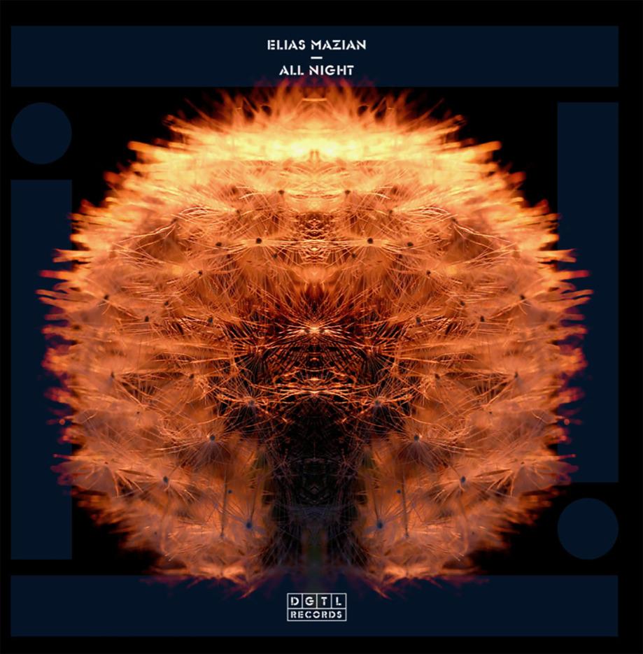 Elias Mazian releases All Night EP on DGTL w/Shanti Celeste remix