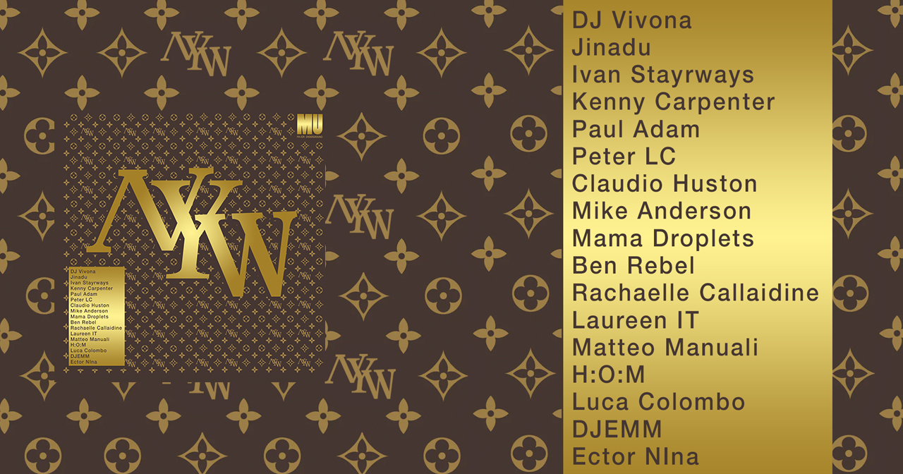 Major Underground releases NEW YEAR WISH compilation featuring Various Artists