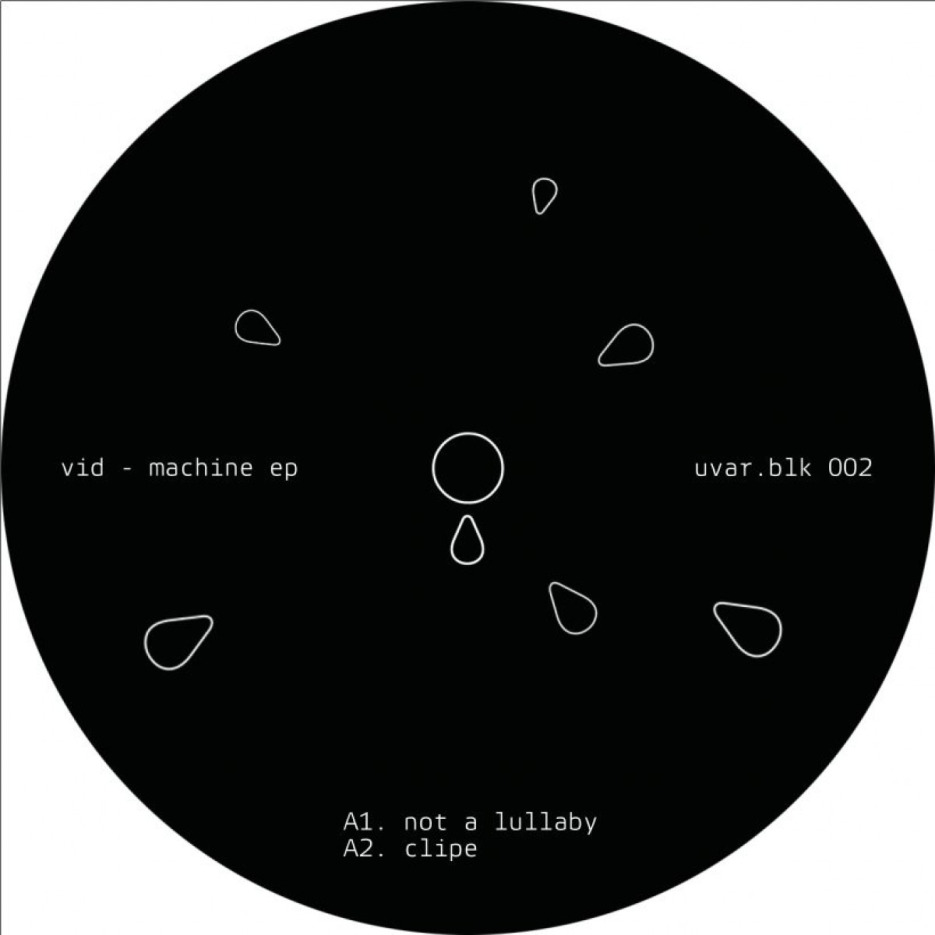 Vid - Machine EP [UVAR] 01