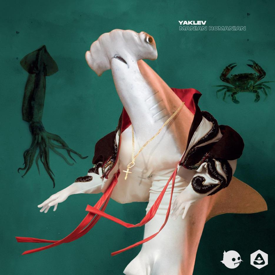 Yaklev - Manian Romanian (Cosmic Clap Remix) [Yaklev Ryche] 01