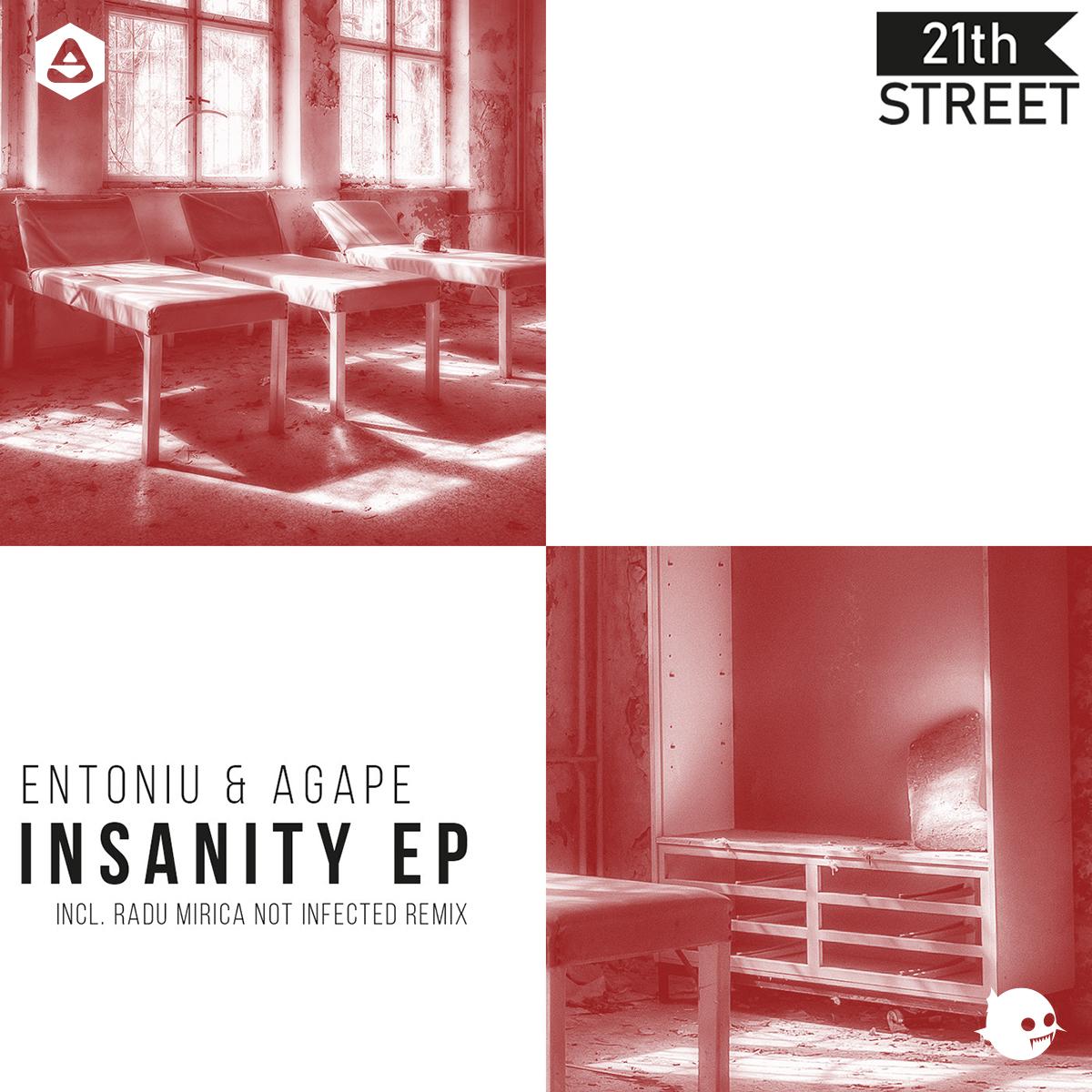 Entoniu & Agape // Radu Mirica - virus remix 01