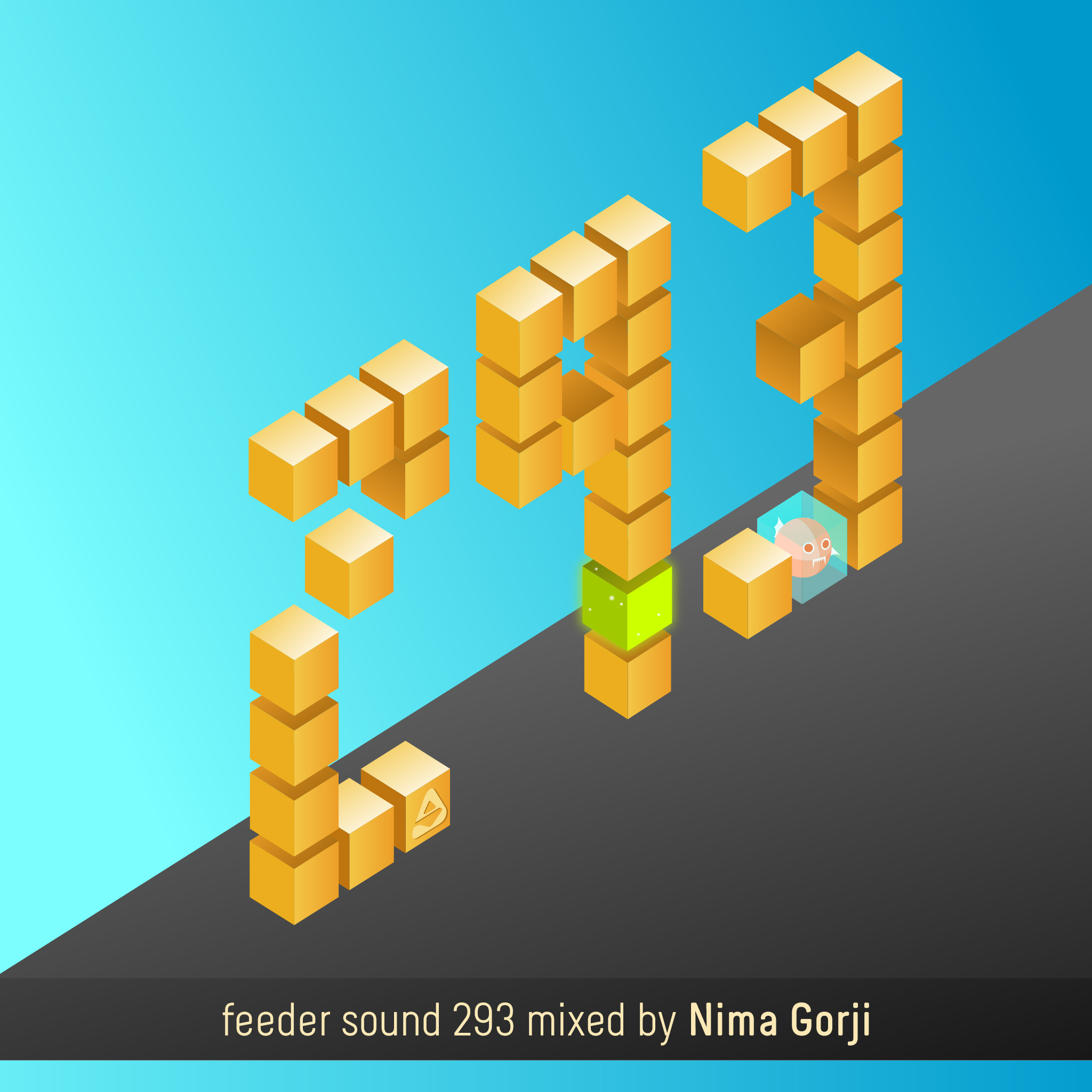 feeder sound 293 mixed by Nima Gorji 01