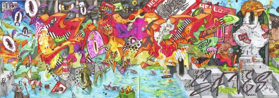 2014 Homeboy LDJ - For the Sofles's contest soflesblackbook