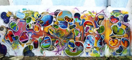 2019 Homeboy LDJ - 36 Chambers of style graffiti in Brașov