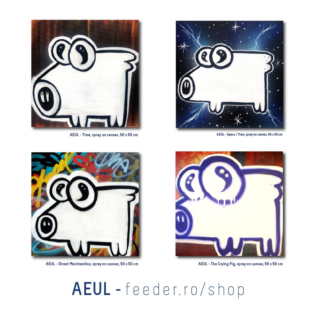 AEUL feeder shop gallery