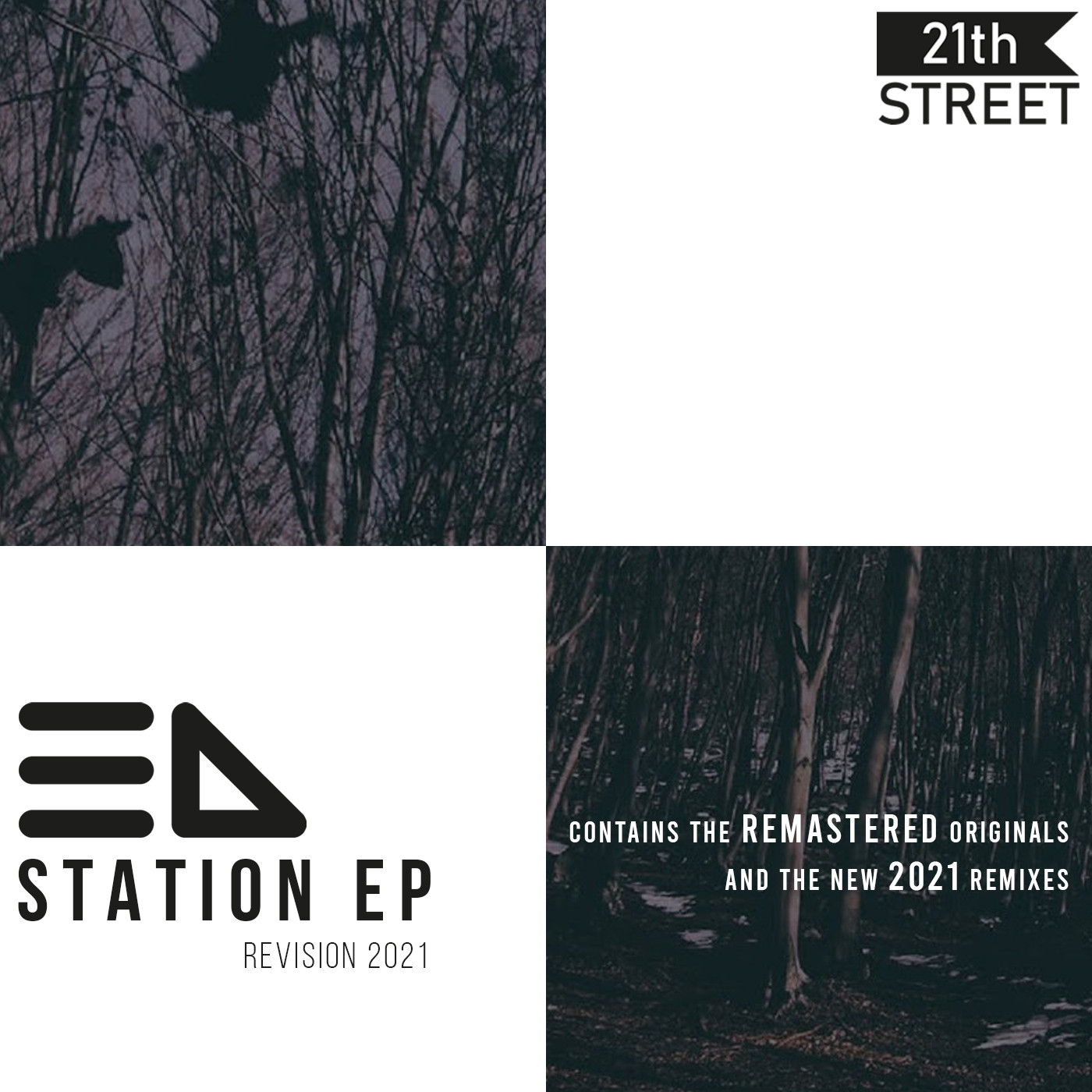 premiere: Entoniu & Agape - Talisman [21th Street Records]