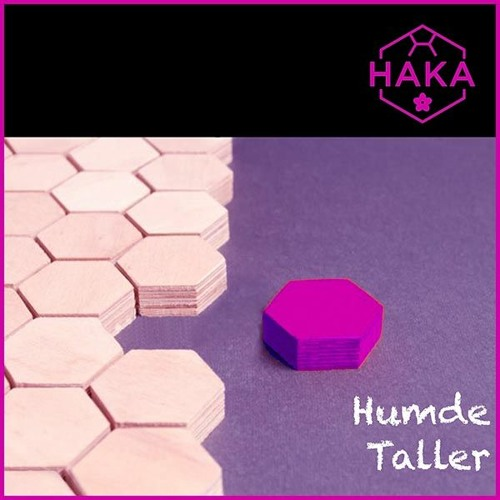 "Italy's Haka project makes its debut on R3UK with ""Taller Humde EP"""