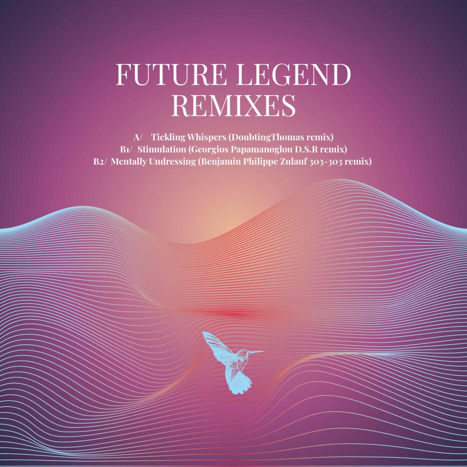 Hummingbird By BPZ Deliver Future Legend Remixes