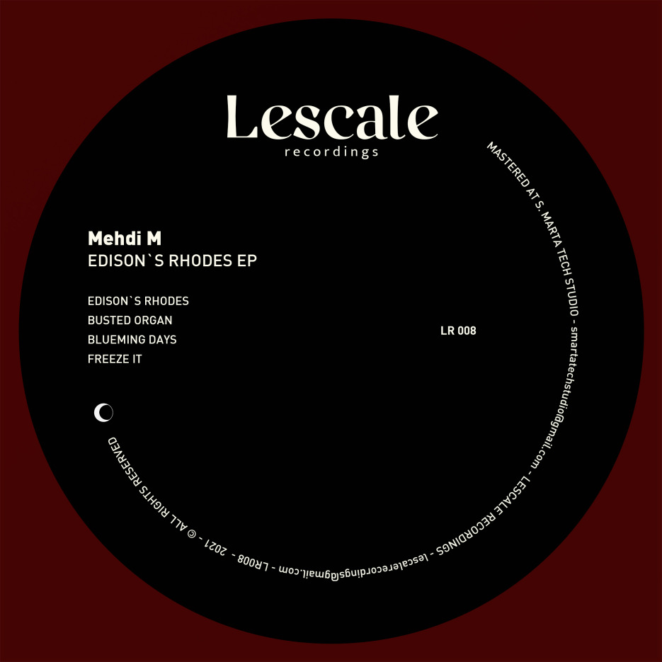Mehdi M brings a funk deep house heat to Lescale Recordings