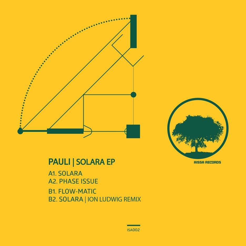Pauli - Solara EP [Aissa Records]