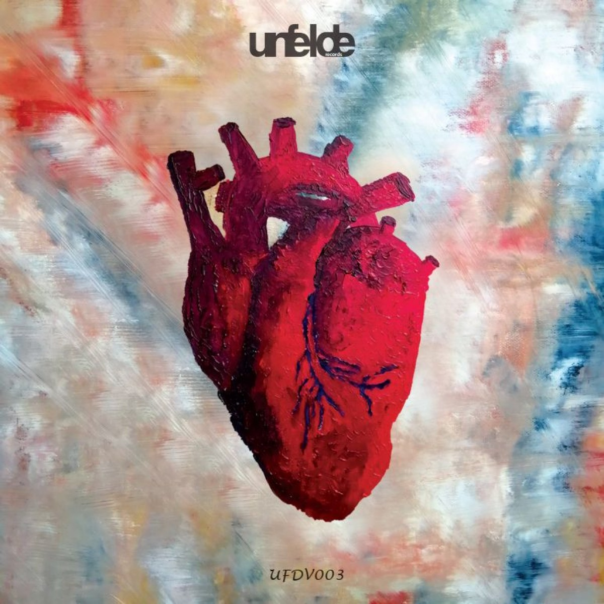 Robert David - UFDV003 [Unfelde Records] 01