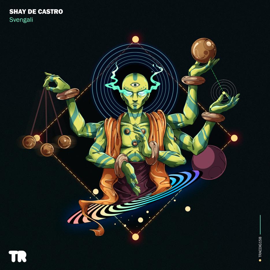 Shay De Castro - Svengali [Tracer Records]