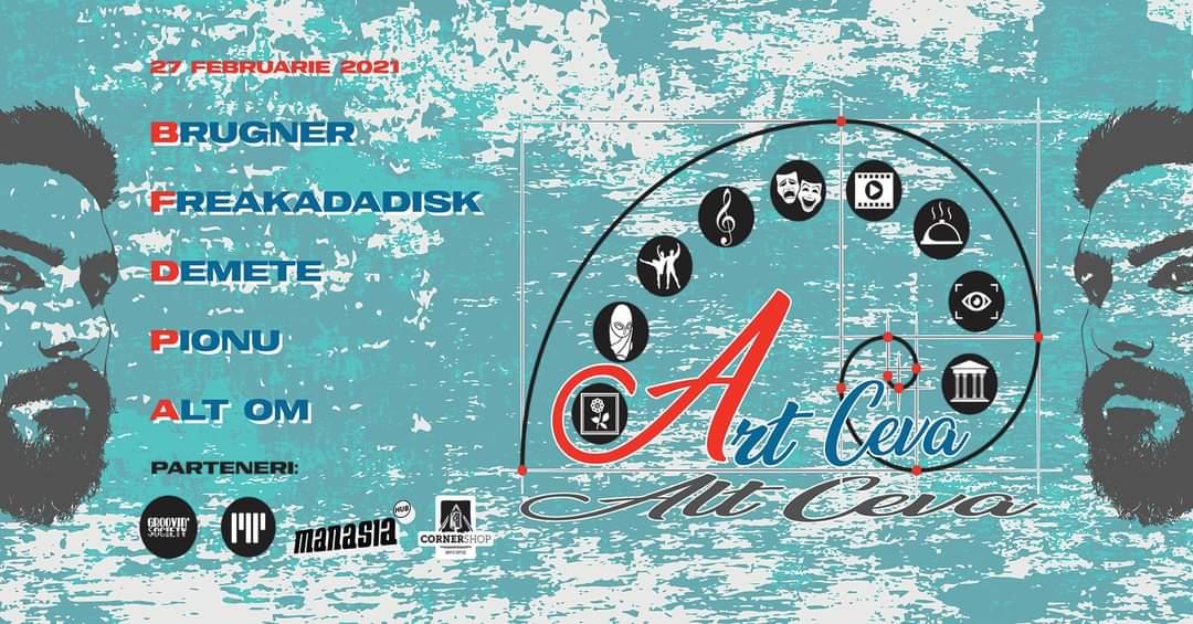 Ziua lui Alt Om / Lansare ARTceva ALTceva